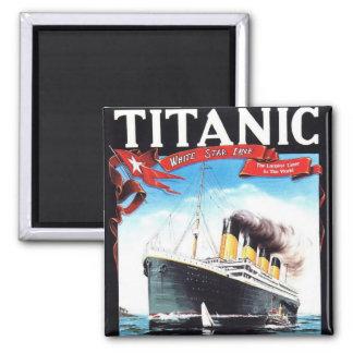 Titanic Ship Magnets Magnet
