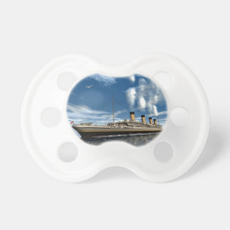 Titanic ship pacifier