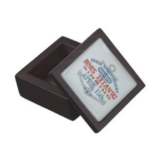 Titanic Sinking 100 Year Anniversary Premium Jewelry Boxes