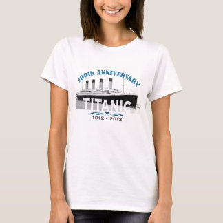 Titanic Sinking 100 Year Anniversary T-Shirt