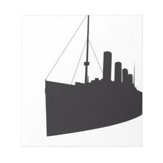 titanic sombra blocs