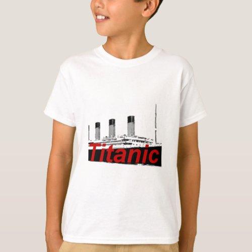 Titanic T_Shirt