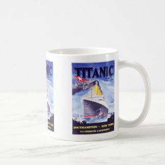 Titanic Titanic Coffee Mugs