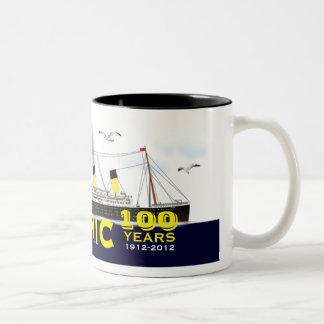 Titanic Tragedy Anniversary Mug