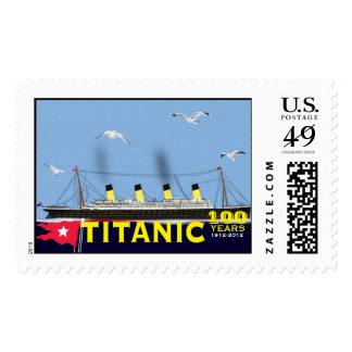 Titanic Tragedy Anniversary Postage