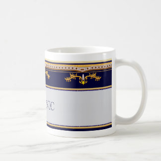 Titanic VIP design modified for cup Classic White Coffee Mug