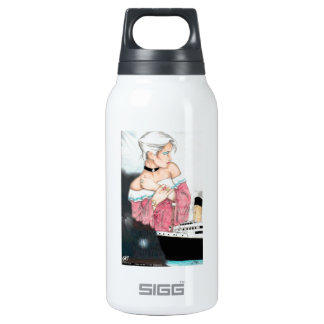 Titanica 10 Oz Insulated SIGG Thermos Water Bottle