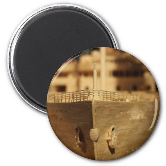 Titánico Imán Redondo 5 Cm