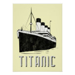 titánico poster