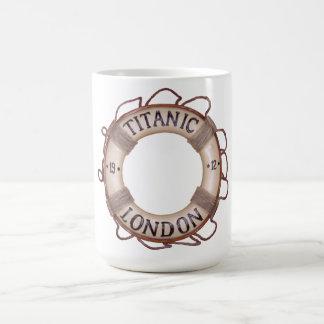 Titánico Taza De Café