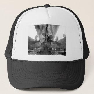 Titanic's propellers trucker hat