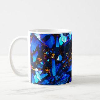 Titanium Cobalt Blue Quartz Coffee Mug
