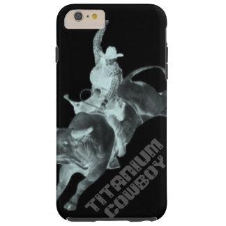 TITANIUM COWBOY TOUGH iPhone 6 PLUS CASE