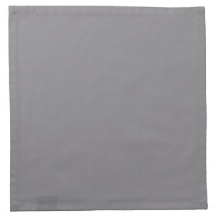 Anium Gray Grey Color Trend Background Cloth Napkin