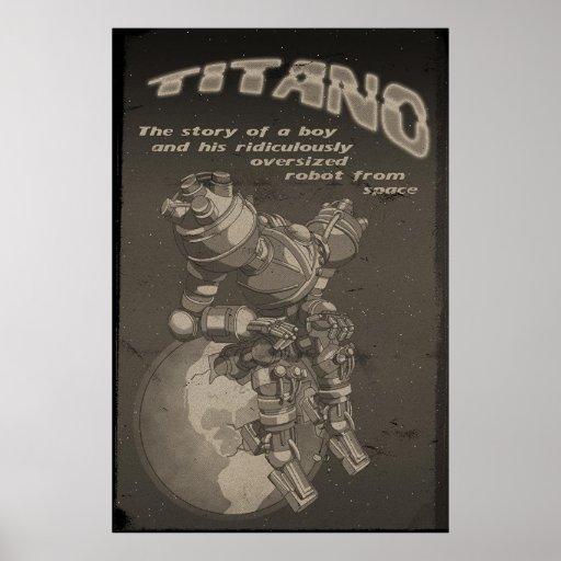 Titano Poster