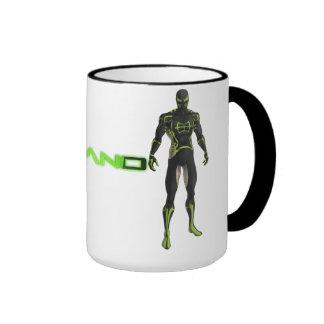 Titano© Superhero Cup/Mug Ringer Mug