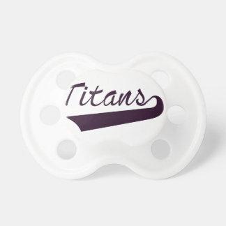 Titans BooginHead Pacifier