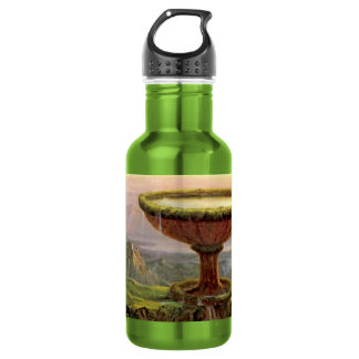 Titan's Goblet by Thomas Cole Stainless Steel Water Bottle