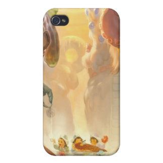 Titan's kitchen for iphone4 iPhone 4 cover