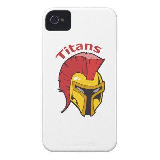TITANS MASCOT iPhone 4 CASE
