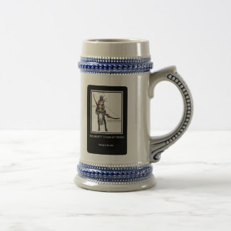 Titans of Thebes 18 Oz Beer Stein