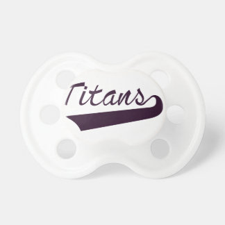 Titans Pacifier