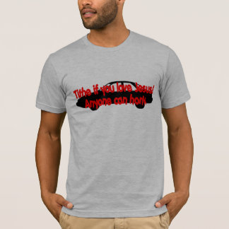 Tithe if you love Jesus...Anyone can honk! T-Shirt