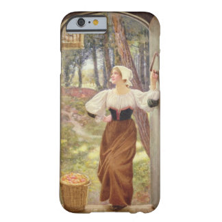 Tithe in Kind (w/c on paper) iPhone 6 Case