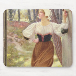 Tithe in Kind (w/c on paper) Mouse Pad