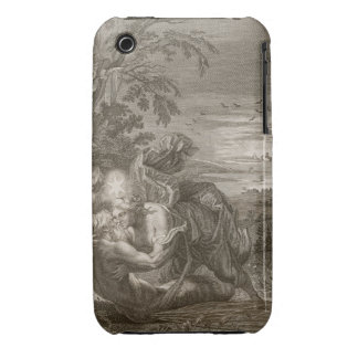 Tithonus, Aurora's Husband, Turned into a Grasshop Case-Mate iPhone 3 Case