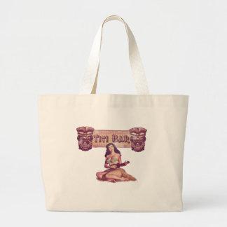 TITI Bar Large Tote Bag