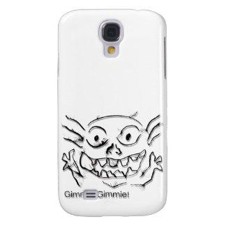 TiTi DoodleNut Gimmie 0005 - Funda Para Galaxy S4