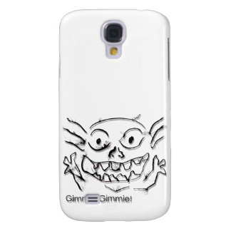 TiTi DoodleNut Gimmie 0005 - Galaxy S4 Cover