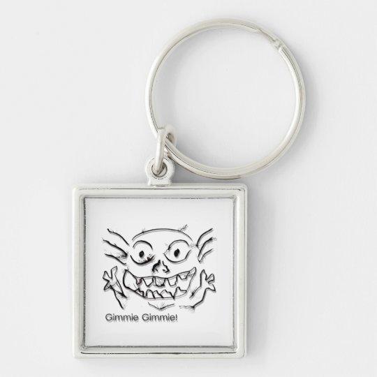 TiTi DoodleNut Gimmie 0005 - Keychain