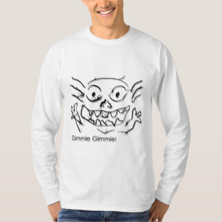 TiTi DoodleNut Gimmie 0005 - Playera