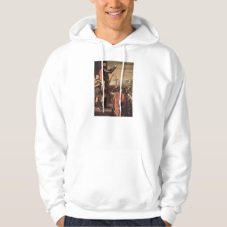 titian art hooded pullovers