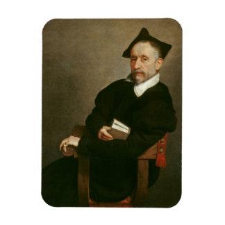 """""""Titian's Schoolmaster"""", c. 1575 Rectangular Photo Magnet"""