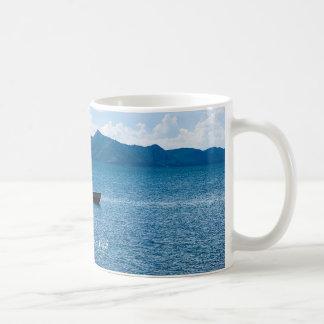 Titicaca Lake - Peru Classic White Coffee Mug