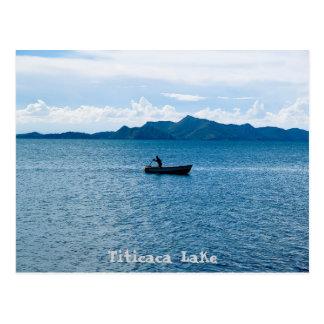 Titicaca Lake Postcard