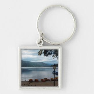 Titisee Lake Germany Keychain