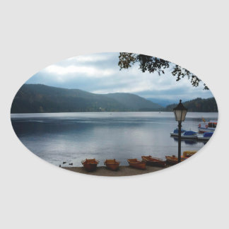 Titisee Lake Germany Sticker