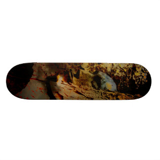 Title: Auriferous By: Michael Touchet Skateboard Deck