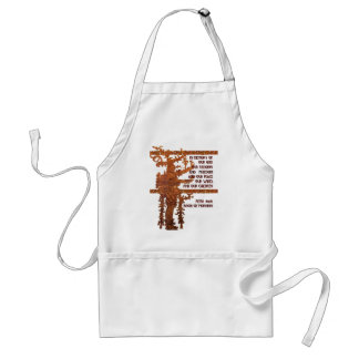 Title of Liberty: Book of Mormon Story Adult Apron
