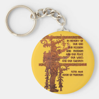 Title of Liberty: Book of Mormon Story Key Chains
