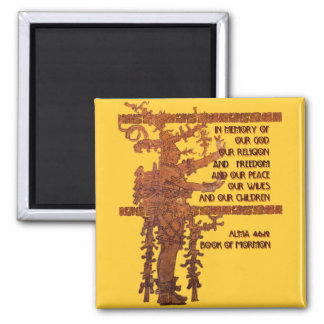 Title of Liberty: Book of Mormon Story Magnet