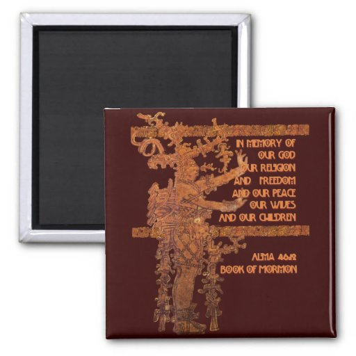 Title of Liberty: Book of Mormon Story Magnets