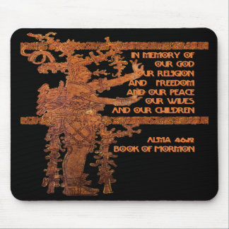 Title of Liberty: Book of Mormon Story Mousepad