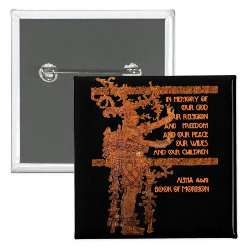 Title of Liberty: Book of Mormon Story Pin