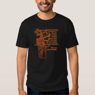 Title of Liberty: Story from the Book of Mormon T-shirt