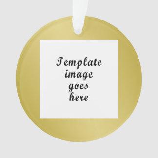 title ornament